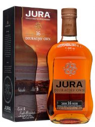 Isle of Jura 16 Jahre Single Malt Whisky 0,7 Liter