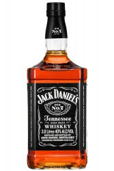 Jack Daniels Black Label No. 7 - Bourbon Whiskey 3,0 Liter