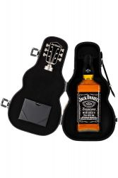 Jack Daniels Black Label No. 7 - GUITAR EDITION - 0,7 Liter