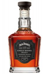 Jack Daniels Single Barrel Select Bourbon Whiskey 0,7 Liter