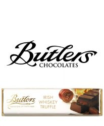 Jameson Butlers Irish Whisky Truffle 75 Gramm aus 6% Whisky