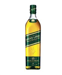 Johnnie Walker 15 Jahre Green Label 0,20 ltr.