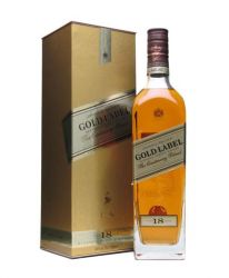 Johnnie Walker 18 Jahre Gold Label 0,7 Liter