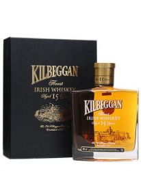 Kilbeggan 15 Jahre - in Decanter-Flasche - Limited Edition