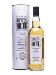 Kilkerran Single Malt (Glengyle) Work in Progress 6 Jahre