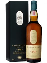 Lagavulin 16 Jahre Islay Single Malt Whisky 0,7 Liter