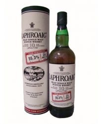 Laphroaig 10 Jahre Cask Strength Islay Single Malt Whisky 0,7 Liter
