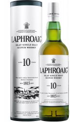 Laphroaig 10 Jahre Islay Single Malt Whisky 0,7 Liter