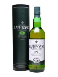 Laphroaig 18 Jahre Islay Single Malt Whisky 0,7 Liter