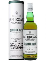 Laphroaig Quarter Cask Islay Single Malt Whisky 0,7 Liter