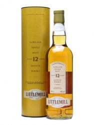 Littlemill 12 Jahre Single Malt Whisky 0,7 Liter