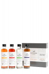 Lufthansa Collection Travellers Kit 4 x 40 ml