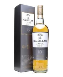 Macallan 10 Jahre Fine Oak Single Malt Whisky 0,7 Liter