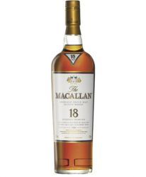Macallan 18 Jahre (1994) Sherry Cask Single Malt Whisky 0,7 Liter