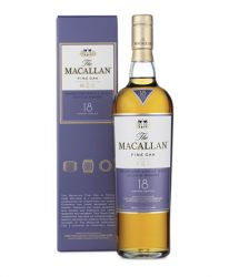 Macallan 18 Jahre Fine Oak Single Malt Whisky 0,7 Liter