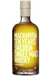 Mackmyra Ten Years 10 Jahre 46,1% Single Malt 0,7 Liter