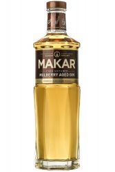 Makar Mulberry Wood Aged Gin - Glasgow Distillery 0,5 Liter