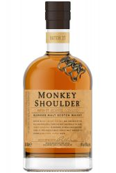 Monkey Shoulder Blended Malt Whisky 0,7 Liter