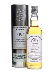 Mortlach 1996 The Un-Chillfiltered Collection von Signatory 0,7 Liter