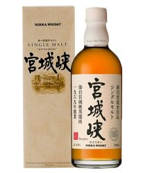 Nikka Miyagikyo Single Malt Whisky (No Age) 0,5 Liter