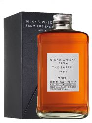 Nikka Whisky From the Barrel Blended Whisky 0,5 Liter