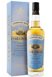 Oak Cross Compass Box Blended Malt Whisky 0,7 Liter