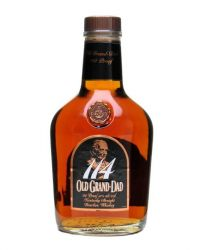 Old Grand Dad 114 Proof Bourbon Whiskey 0,7 Liter