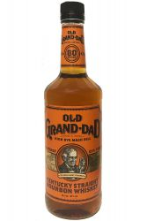 Old Grand Dad Straight Bourbon Whiskey 80 Proof 0,7 Liter