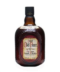 Old Parr 12 Jahre Blended Scotch Whisky 1,0 Liter