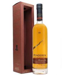 Penderyn Sherrywood Welsh Single Malt Whisky Wales 0,7 Liter