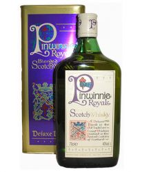 Pinwinnie Deluxe Royal Scotch Whisky