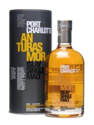 Bruichladdich Port Charlotte An Turas Mor Islay Single Malt Whisky 0,7 Liter