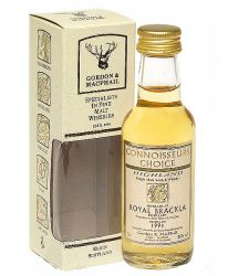 Royal Brackla 1991 (ohne GP) Choice Gordon & MacPhail 5cl