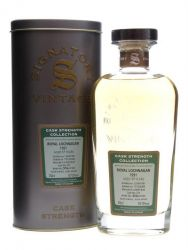 Royal Lochnagar Cask Decanter Signatory 0,7 Liter