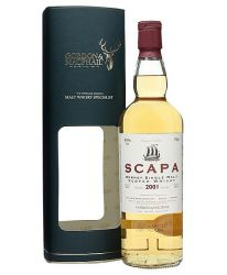 Scapa 2001 Single Malt Whisky Gordon & MacPhail 0,7 Liter