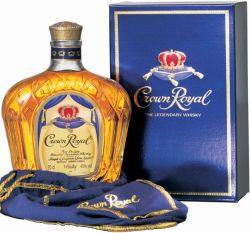 Seagrams Crown Royal The Legandary Whiskey 0,7 Liter