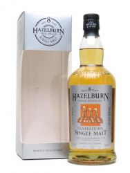 Hazelburn 8 Jahre Single Malt Whisky 0,7 Liter