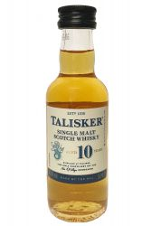 Talisker 10 Jahre Isle of Skye Single Malt Whisky 0,05 Liter Miniatur