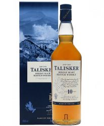 Talisker 10 Jahre Isle of Skye Single Malt Whisky 0,7 Liter