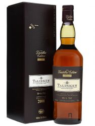 Talisker Isle of Skye Distillers Edition 2000 (braun) Amoroso Finish 0,7 Liter