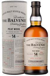 The Balvenie 14 Jahre Peat Week 48,3% 0,7 Liter