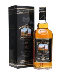 Famous Grouse 12 Jahre Gold Reserve 0,7 Liter
