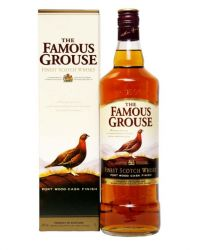 Famous Grouse Port Wood Finish 0,7 Liter