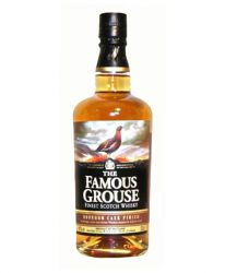 The Famous Grouse Blended Scotch Whisky Bourbon Cask Finish 0,5 ltr.