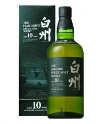 The Hakushu 10 Jahre - Single Malt Whisky