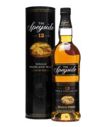 The Speyside 12 Jahre Single Malt Whisky 0,7 Liter