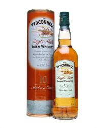 The Tyrconnell 10 Jahre Madeira Wood Finish 0,7 Liter