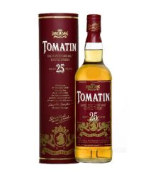 Tomatin 25 Jahre Single Malt Whisky 0,7 Liter