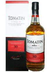 Tomatin 30 Jahre Limited Release 0,7 Liter