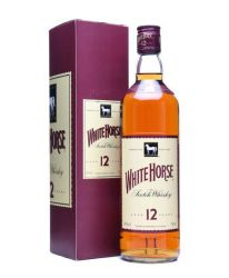 White Horse 12 Jahre Blended Scotch Whisky 0,7 Liter